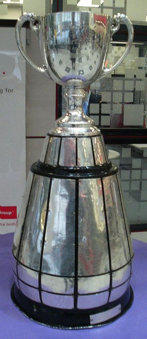 Toronto Argonauts - The Argonauts have won a record 17 Grey Cups, but suffered through a 31-year championship drought from 1952 to 1983.