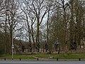 Groningen, monument ter nagedachtenis aan de ruim drie duizend Joodse Groningers van Edo Waskowsky foto102016-04-09 18.37.jpg