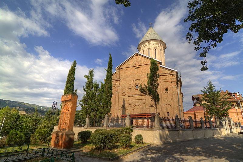 Armenians in Tbilisi