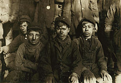 Group of Breaker boys. Smallest is Sam Belloma.jpg