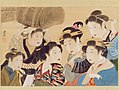 Group portrait by Watanabe Nangaku.jpg