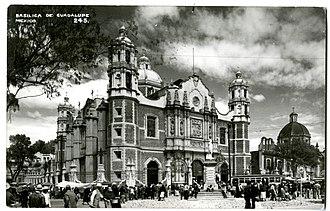 Basilica of Our Lady of Guadalupe - Image: Guadalupe Basilica