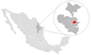 Guadalupe, Nuevo León Place in Nuevo León, Mexico