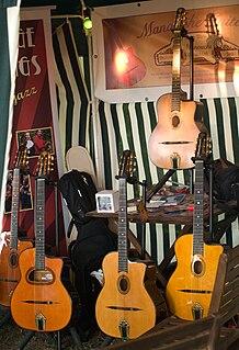 Selmer guitar
