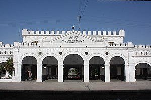 Gujranwala Railway Station..JPG