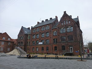 Guldbergsgade - Guldberg School