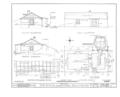 Gustav Rohrich Sod House, Bellwood, Butler County, NE HABS NEB,12-BELWO.V,1- (sheet 1 of 2).png