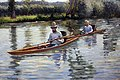 Gustave caillebotte, in barca a terres, 1877, 03.jpg