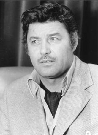 Guy Williams (actor) - Williams at his arrival in Argentina, April 1973