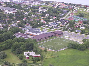 Nesna University College - View of the facility