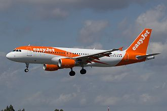 EasyJet Switzerland - easyJet Switzerland Airbus A320-200.