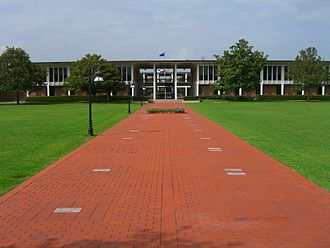 Houston Baptist University - Image: HBU CIMG0209