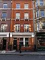 HECTOR HUGH MUNRO - 97 Mortimer Street, Fitzrovia, London, W1W 7SU, City of Westminster.jpg