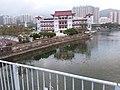 HK 沙田北 Shatin North 大涌橋路 Tai Chung Kiu Road 城門河 Shing Mun River ClubOne 會所1號 restaurant February 2019 SSG 03.jpg