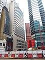 HK 灣仔 Wan Chai 蘭杜街 Landale Street 皇后大道東 Queen's Road East construction site August 2019 SSG 06.jpg
