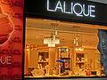 HK Central 都爹利街 Duddell Street Lalique collection shop window April 2013.JPG