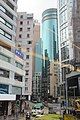 HK CityBus 10 tour view Wan Chai 南洋酒店 South Pacific Hotel facade 摩理臣山道 Morrison Hill Road March 2017 IX1.jpg