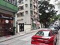 HK SYP 西營盤 Sai Ying Pun 高街 High Street sidewalk carpark automobile April 2020 SS2 05.jpg