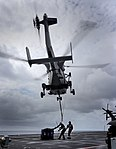 HMS OCEAN ARRIVES IN CARIBBEAN TO BOOST UK DISASTER RELIEF EFFORT MOD 45163302.jpg