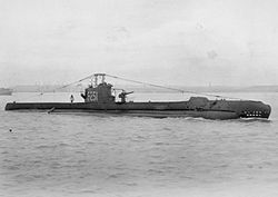 HMS Subtle (P251) am 10. April 1944