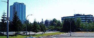 Abbotsford, British Columbia - Abbotsford City Hall