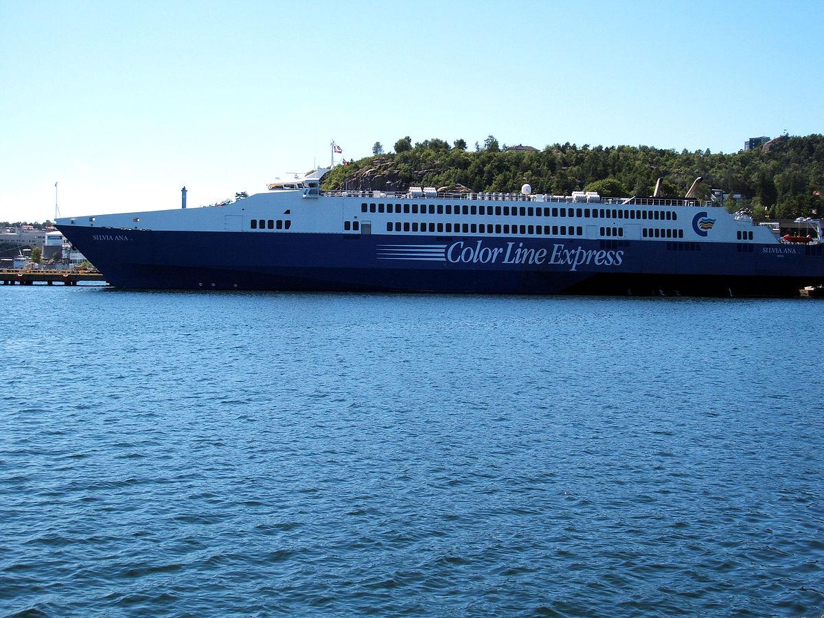 Book color line ferry - Book Color Line Ferry 7