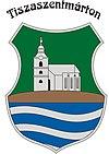 Huy hiệu của Tiszaszentmárton