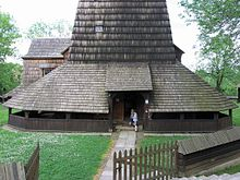 Haczów wooden church 01.jpg
