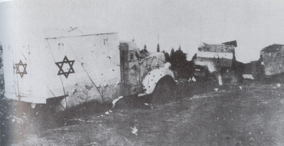 Hadassah convoy