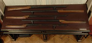 Arquebus - The triggerless arquebus; a hand cannon with hook