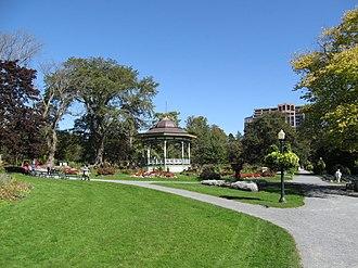 Parks in Halifax, Nova Scotia - Halifax Public Gardens