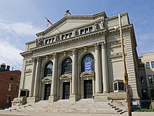 American Classical Music Hall Of Fame And Museum Wikipedia