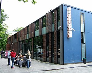 Hampstead Theatre - Hampstead Theatre in 2007