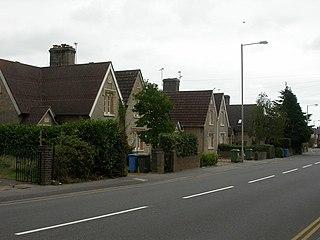 Hamworthy Human settlement in England