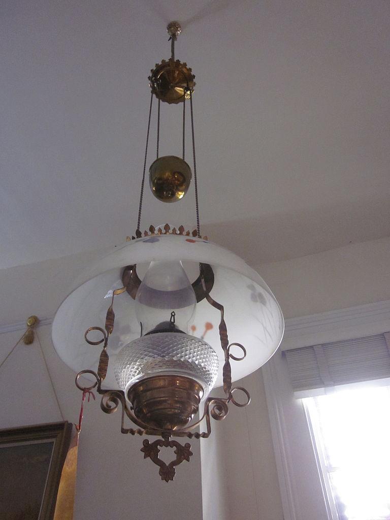 File Hanging Oil Lamp Jpg Wikimedia Commons