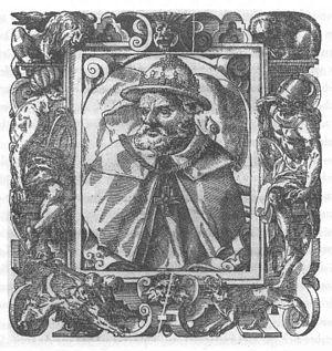 Tristão da Cunha - Tristão da Cunha, in a 1575 engraving.