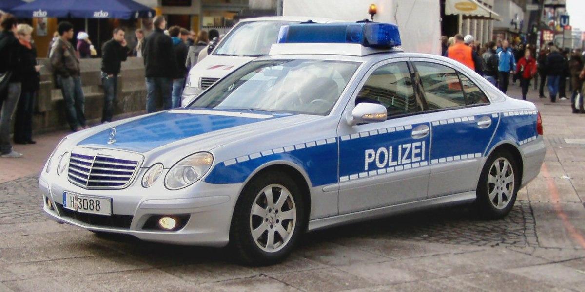 Polizeiauto Wiktionary