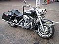 Harley Davidson motorbike - geograph.org.uk - 1825672.jpg