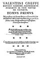 Harmoniarum musicarum in usum testudinis factarum, tomus primus (karta tytułowa).png