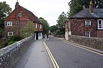 Ayleswade Bridge  Old Harnham Bridge