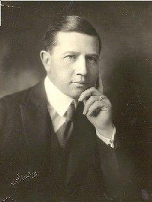 Harry Culver - Culver, ca. 1913