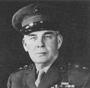Battle of Iwo Jima - Maj. Gen. Harry Schmidt