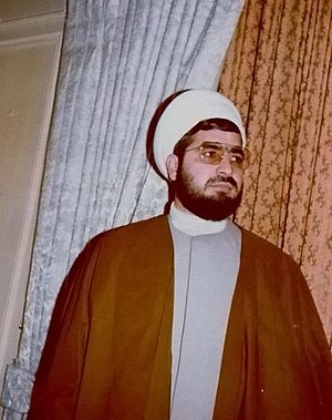 Hassan Rouhani - Rouhani after being elected as a member of the parliament