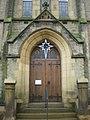 Hawes Methodist Church, Doorwayd - geograph.org.uk - 1601389.jpg