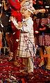 Hayden Thompson loves the confetti!! (1393530077).jpg