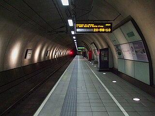 railway station in the United Kingdom