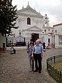 Hector y Maria Mercedes en la Iglesia del Pilar.jpg