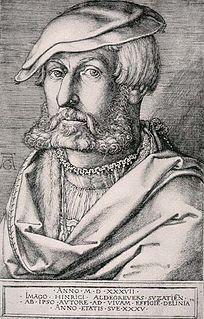 image of Heinrich Aldegrever from wikipedia