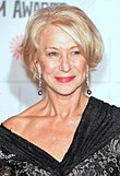 Photo of Helen Mirren at the 17th British Independent Film Awards in 2014.