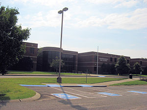 Hendersonville High School (Tennessee) - Image: Hendersonville HS Hendersonville TN USA